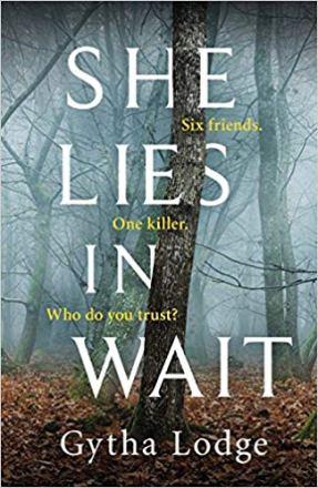 she lies in wait gytha lodge cover